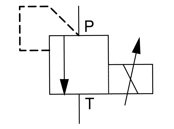 Proportional-Druckbegrenzungsventil EPDBD 05 – WEBER-HYDRAULIK